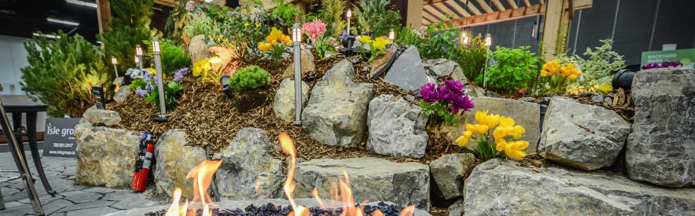 Edmonton Home + Garden Show Landscape