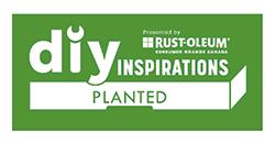 Rust-Oleum DIY Planters banner