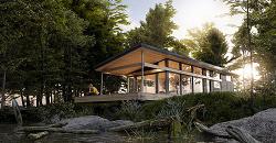 Bonneville Model Home
