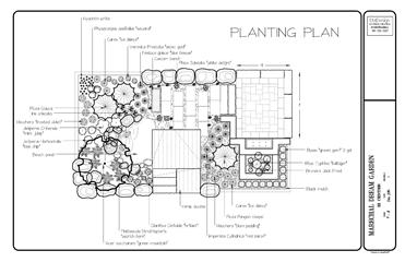 Marechal - Dream Garden layout