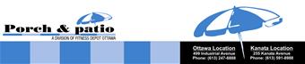 Porch & Patio Logo