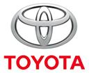 Toyota company logo
