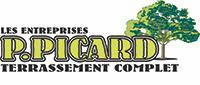 P Picard company logo