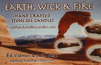 Earth, Wick & Fire