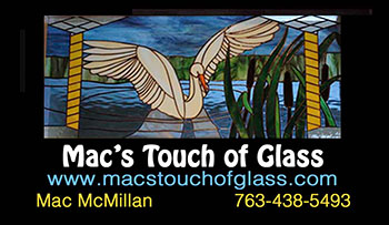 Mac's Touch of Glass