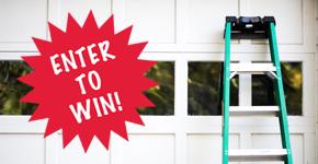 Enter to Win a Garage Makeover