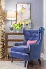 The Design Haus Living Room