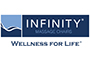 Infinity Massage Chairs logo