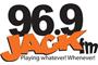 96.9 JACK FM Logo