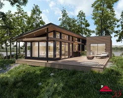 Final Bonneville Model home