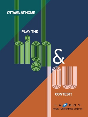 high low contest