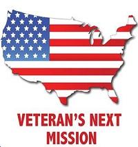 Veteran's Next Mission