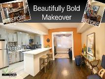 Beautifully Bold Makeover