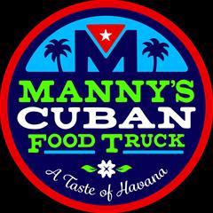 Manny's Cuban Food Truck logo