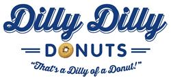 Dilly Dilly Donuts logo