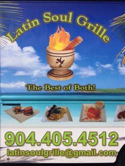 Latin Soul Grille logo