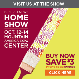 Deseret News Home Show Exhibitor Web Button
