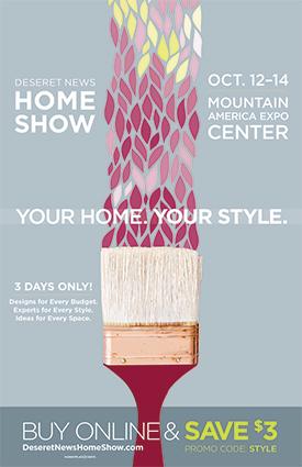 Deseret News Home Show Poster