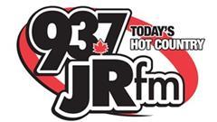 JR FM 93.7 Logo