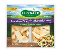 Lilydale Turkey Strips