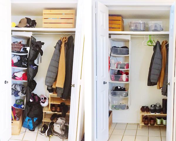 Helen Youn Closet Transformation