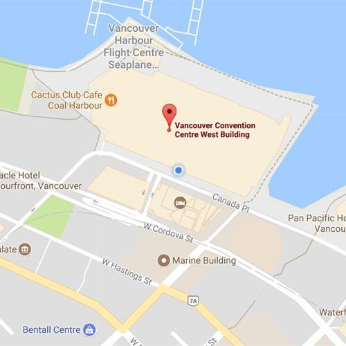 VCC - West Building Map