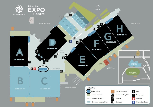EFHS floorplan