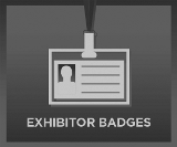 Exhibitor Badges