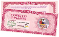 Boutique Bucks