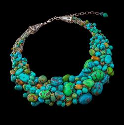 Hand Crochet Turquoise