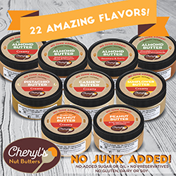 Cherly's Nut Butters