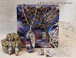 Felicia's Fine Art & Jewelry