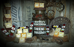 Gardner's Wisconsin Cheese and Sausage