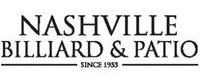 nashville billiard and patio logo