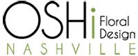 OSHi Floral Design company logo