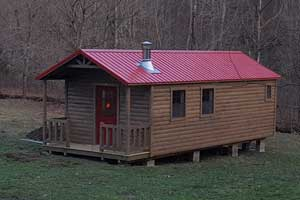 Hilltop Structures Cabin