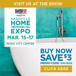 Nashville Home + Remodeling Show
