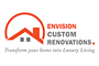 Envision Custom Renovations Logo