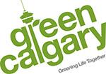 Green Calgary logo