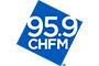 95.9 CHFM Logo