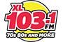 XL 103.1 FM Logo