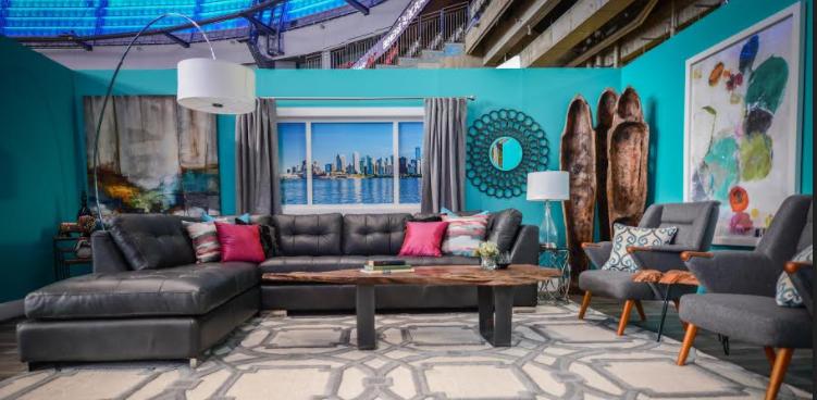Beau Designer Room   Living Room