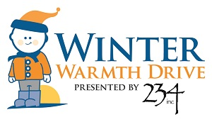 Winter Warmth Drive