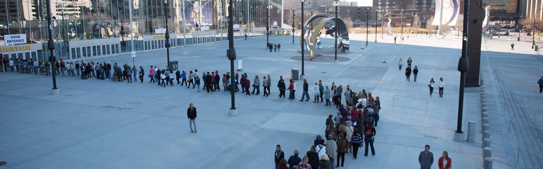 Attendee Line