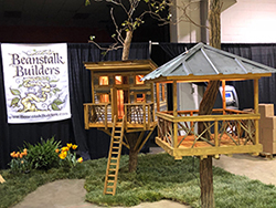 Treehouse built by BeanStalk Builders