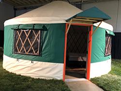 Blue Ridge Yurts