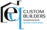EQ Custom Builders logo