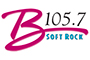 B105.7 Soft Rock logo