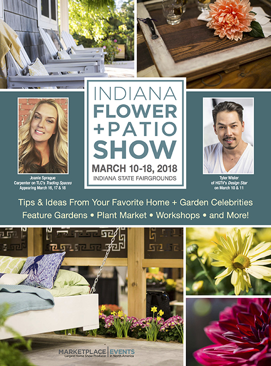 2018 Indiana Flower Patio Show Show Guide