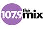 107.9 The Mix logo